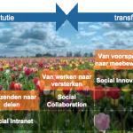 Sociaal leren: van nieuw zenden naar lenig organiseren