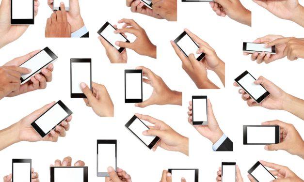 Soms twijfel ik over al dat online – als we er nomofobisch door worden?