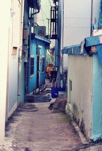 Busan Alley